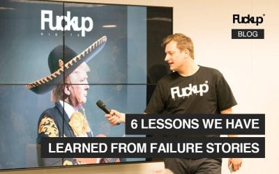 6 Lessons We Have Learned From Failures