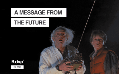 Incoming message from the future​
