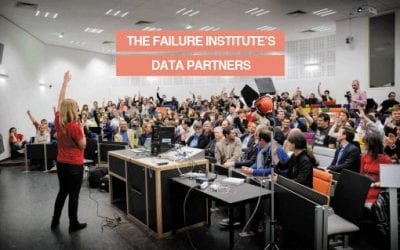 The Failure Institute's Data Partners