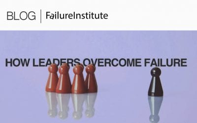 How leaders overcome failure