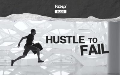 Hustle to fail