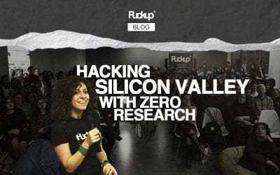 Hacking Silicon Valley with Zero Research
