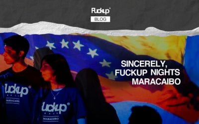 Organizing Fuckup Nights in Venezuela