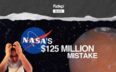 NASA's $125 Million Mistake