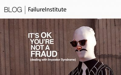 It's OK, you're not a fraud: Dealing with Impostor Syndrome