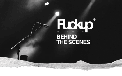 Fuckuppers: Fuckup Nights behind the scenes