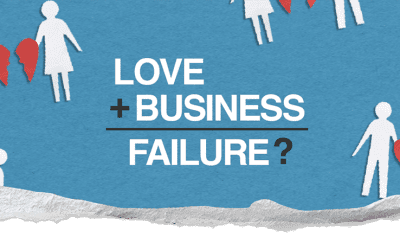 Love + Business = Failure?