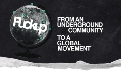 From an underground community to a global movement