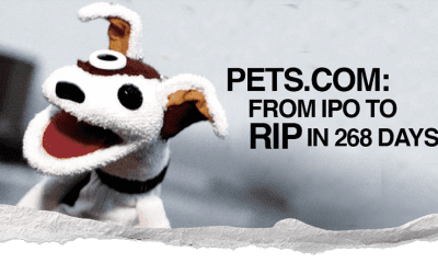 Rest in Peace 20 Years Later, Pets.com: thanks for all you taught us startup folk