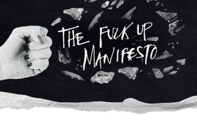 Fuckup Nights Manifesto