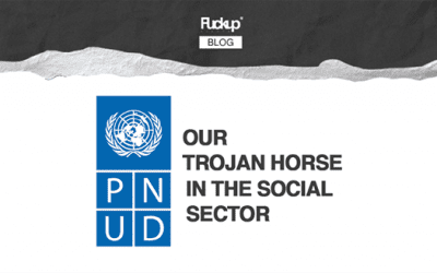 Our trojan horse in the social sector