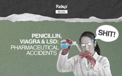 Penicillin, viagra and LSD: Pharmaceutical accidents