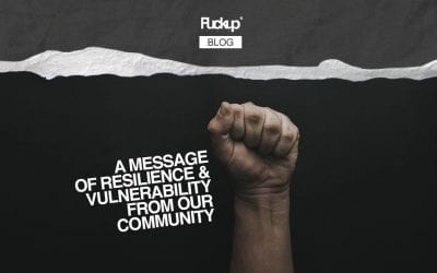 A message of resilience and vulnerability from our community