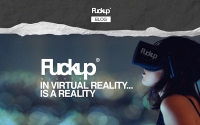 Fuckup Nights in Virtual Reality… is a Reality