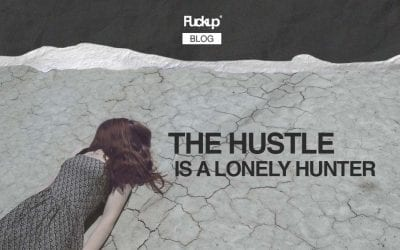 The Hustle is a Lonely Hunter