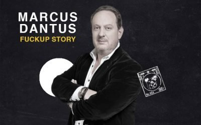 Marcus Dantus | The shark shared his failure at Fuckup Nights