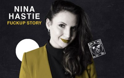 Nina Hastie | A South African comedian and actress at Fuckup Nights