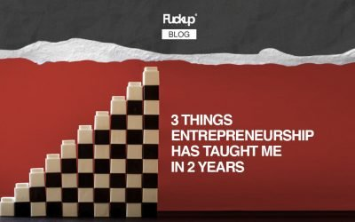 3 things entrepreneurship has taught me in 2 years