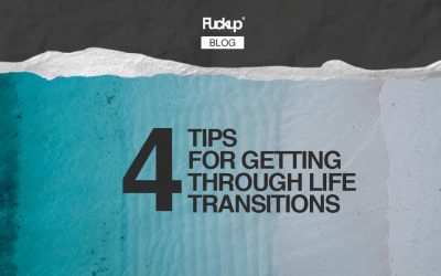 4 tips for getting through life transitions