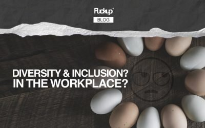 Diversity & Inclusion? In the workplace?