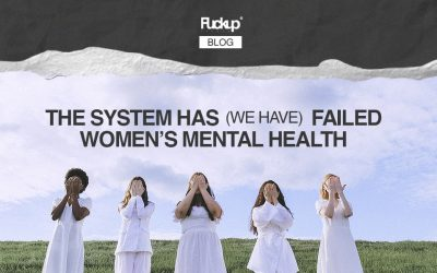 The system has (we have) failed women's mental health