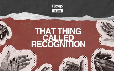 That thing called recognition