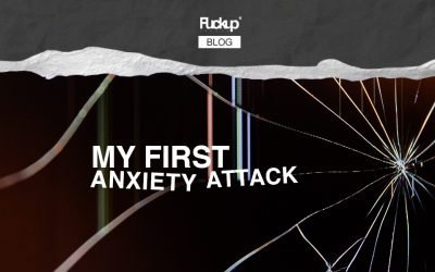 My first… anxiety attack